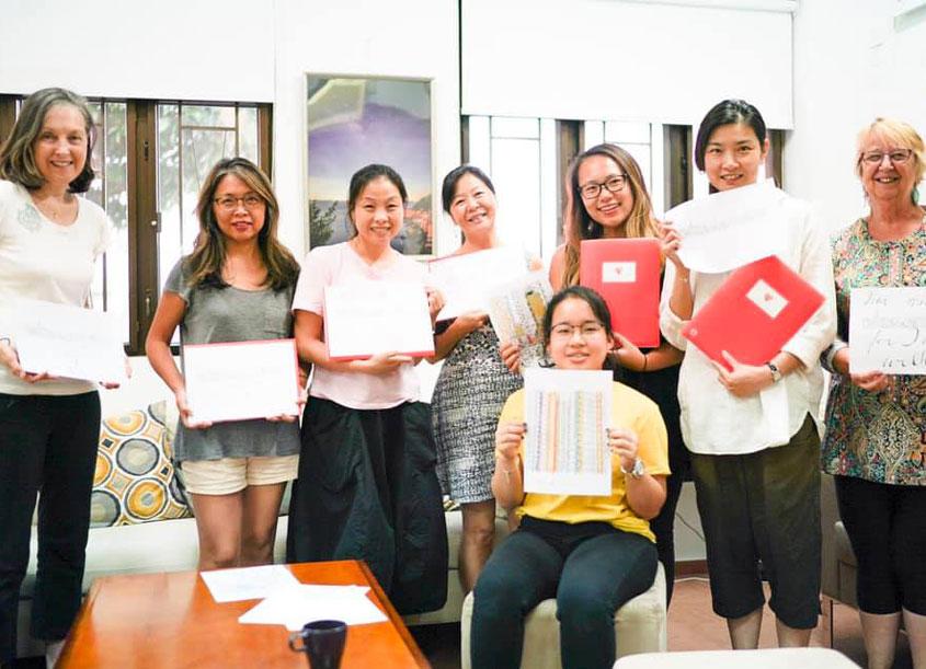 Lettering & Lament Workshop