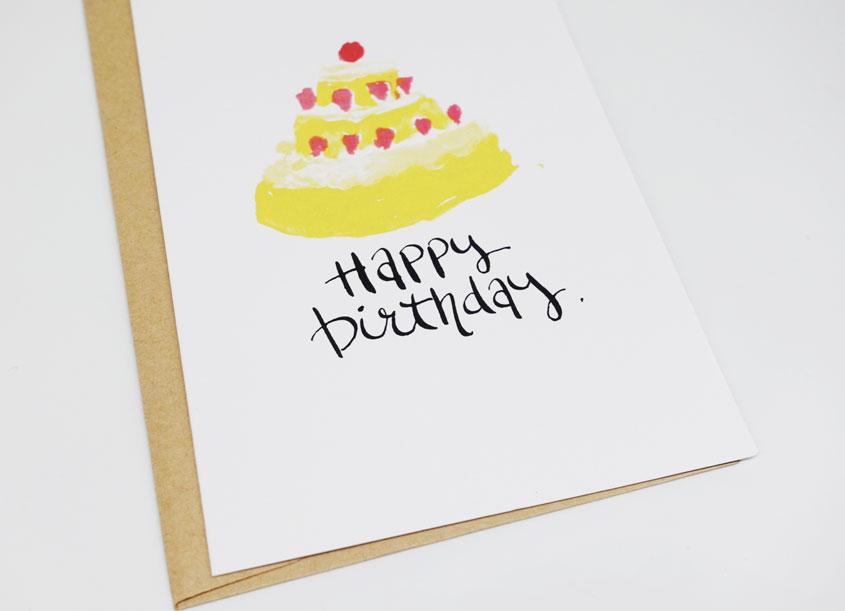SENsational Birthday Cake Collection