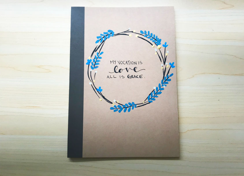Vocation Notebook