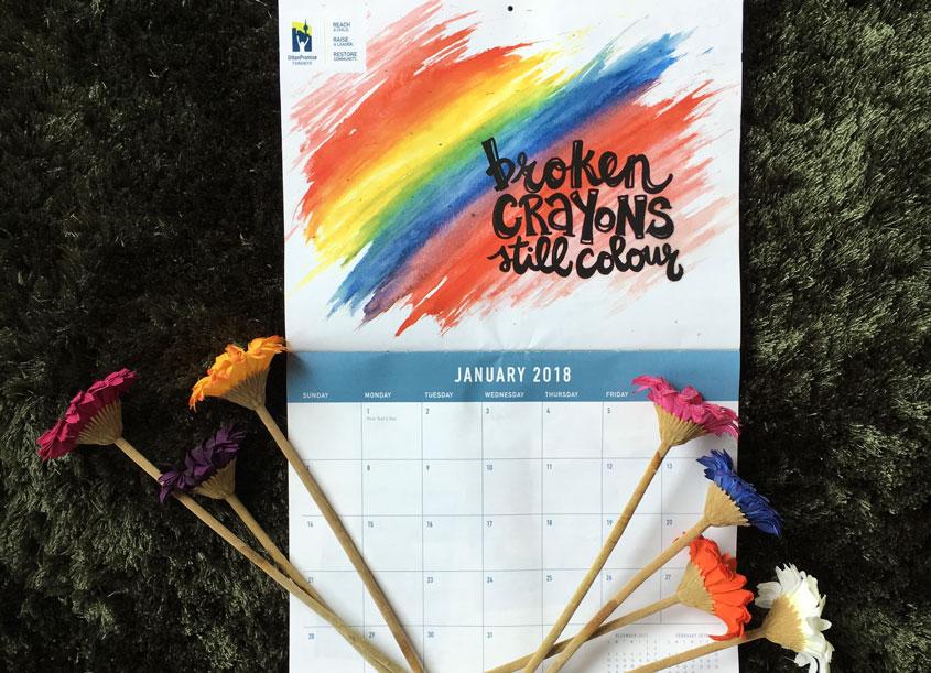 Urban Promise Custom Calendar